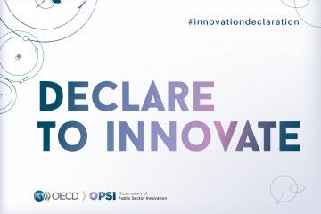 Διαβούλευση για τη διακήρυξη καινοτομίας στο δημόσιο τομέα του ΟΟΣΑ