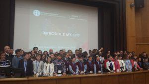 Introduce My City - Kids