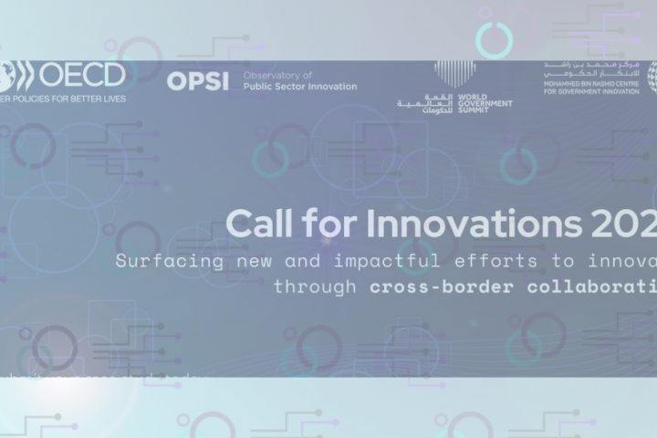 OPSI OECD Call for Innovation Focusing on Cross-Border Cooperation